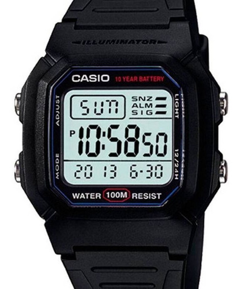 Relógio Casio Masculino Digital Preto