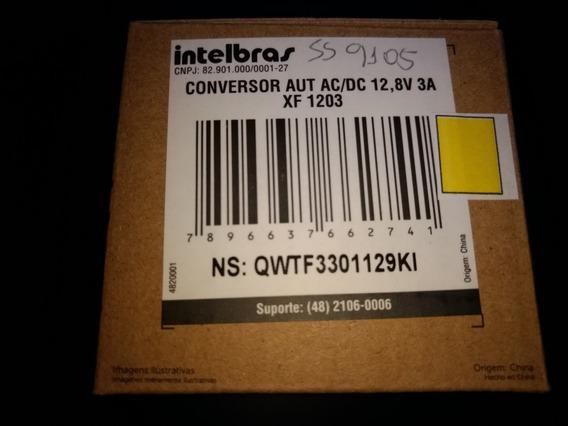 Conversor Automatico Ac/dc 12,8v 3a Xf 1203