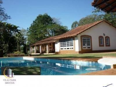 Sítio Rural À Venda, Cesário Lange. - Si0001