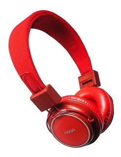 Auriculares Bluetooth Noga Ng-55bt Inalámbricos