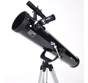 Telescopio Profissional Astronômico 114 Skylife 675x Cygnus
