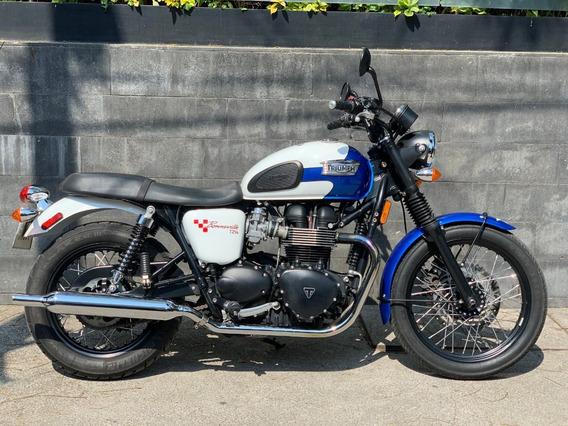 Motocicleta Triumph T215, Año 2015