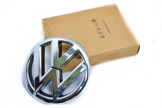 Emblema Grade Dianteira Fox Spacefox Original Volkswagen