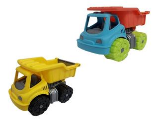 Camión Volcador Mini Frontal Infantil Duravit