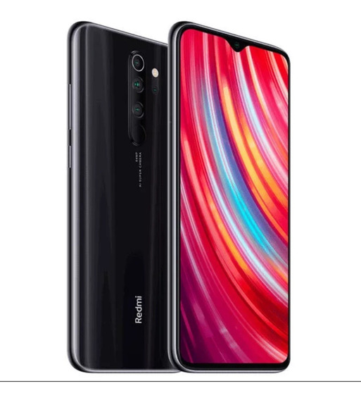 Redmi Note 8 Pro 64gb 4ram Global Preto