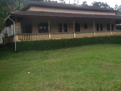Ibiuna - 9000 M2 Com 3 Casas