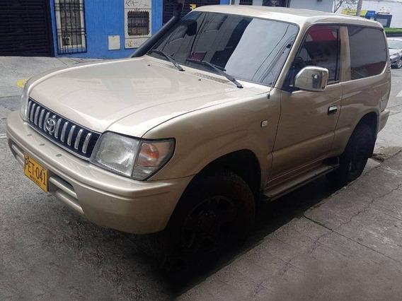Vendo Camioneta Toyota Prado Sumo Tres Puertas Modelo 2003