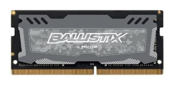 Crucial Ballistix 16gb Ddr4 2400mhz Notebook
