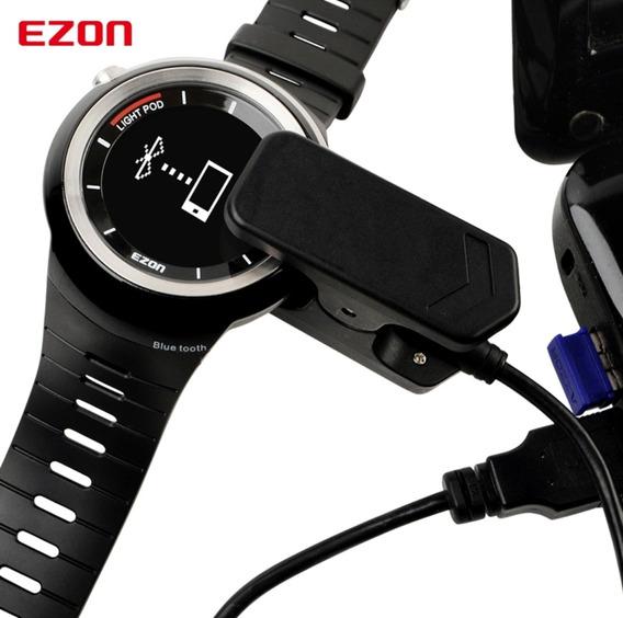 Carregador Usb Relogio Sport Ezon T031 S1 S2 G1 G2 G3