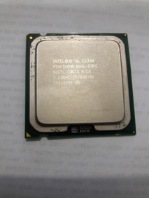 Intel Pentium Dual Core E5300 2.60gghz