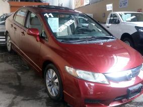 Honda Civic 1.8 Exl At 2011