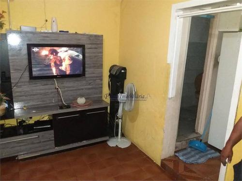 Casa À Venda, 125 M² Por R$ 530.000,00 - Lauzane Paulista - São Paulo/sp - Ca0086