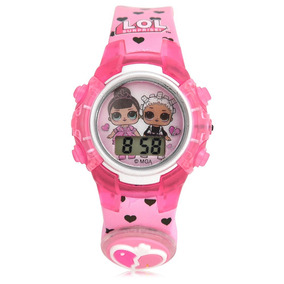 Reloj Lol Surprise Con Luces