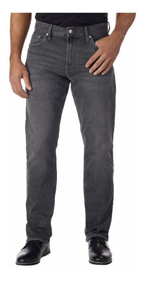 Pantalón Mezclilla Jeans Hombre Calvin Klein, Straight