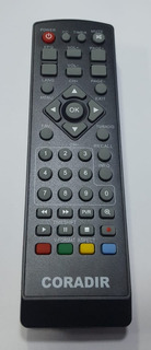 Control Remoto Dtv2400 Original Para Decodificador Coradir