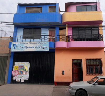 Casa 7 Dormitorios Comas A 1 Cuadra Avenida Universitaria