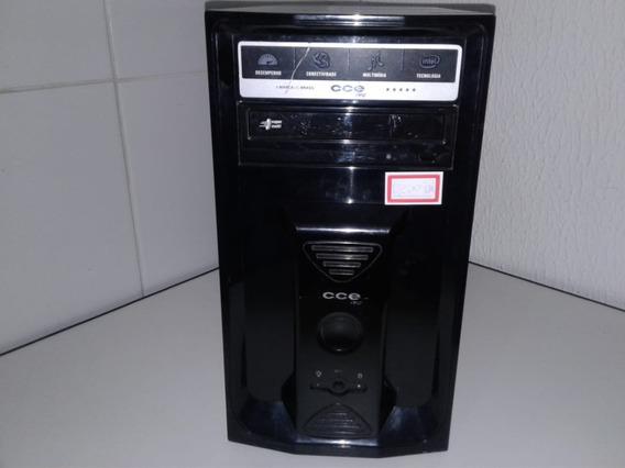 Computador Desktop Completo Com Tela Teclado E Mouse Barato