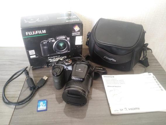 Câmera Fujifilm S4800 16 Mp