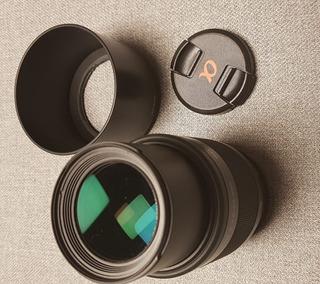 Sony 55-200mm Con Sus Tapas Originales Montura A