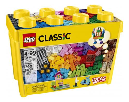 Lego Classic Caixa Grande De Pecas Criativas