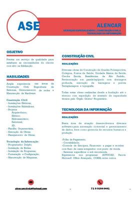 Construção, Civil, Eletricista, Informática, Rede, Técnico