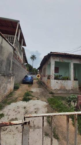 Terreno À Venda, 500 M² Por R$ 750.000,00 - Gopoúva - Guarulhos/sp - Te0116