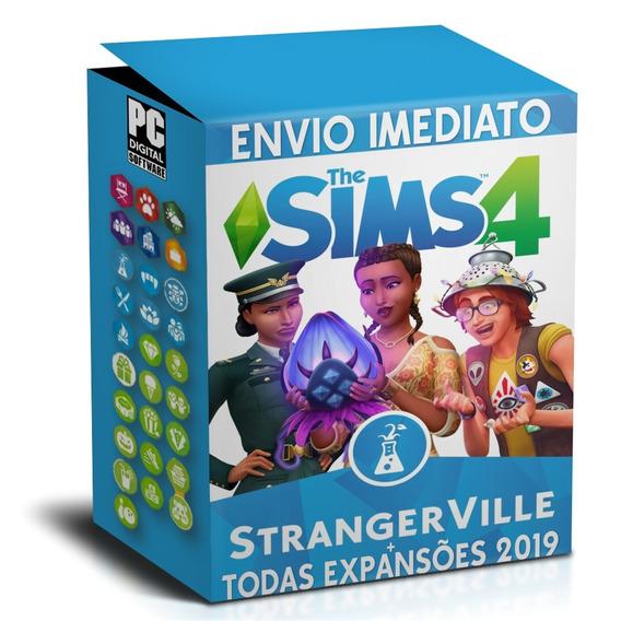 The Sims 4 Todas Expansões - Completo Atualizado Imediato Pc