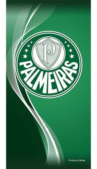 Toalha De Banho Praia Buettner Aveludada Palmeiras 63795