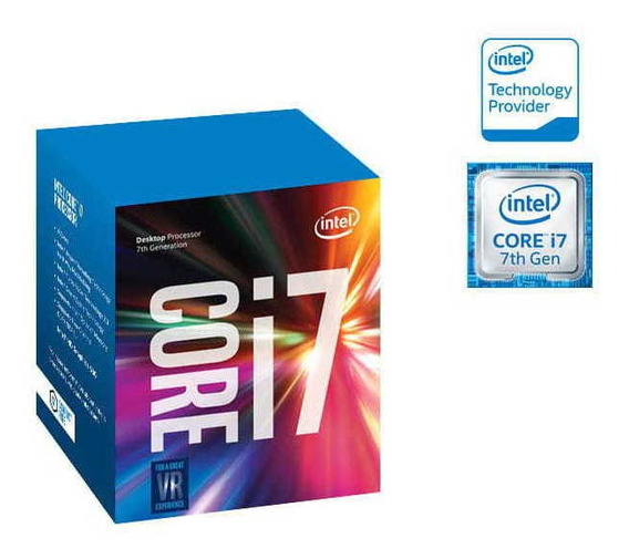 Processador Intel Core I7 7700 Lga 1151 Bx80677i77700 / Nfe