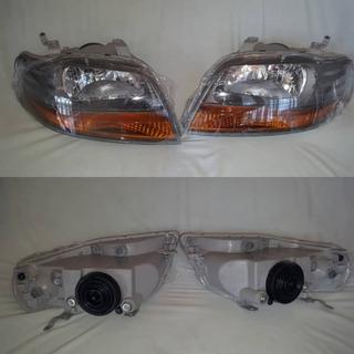 Faros Delanteros Chevrolet Aveo Nuevos 2006-2010