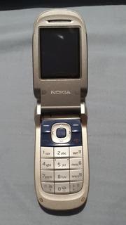 Celular Nokia Sin Cargador