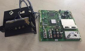 Placa Principal Tv Panasonic Tc 26lx80b - Testada C/garantia