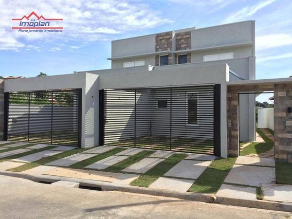 Casa Residencial À Venda, Jardim América, Atibaia. - Ca3040