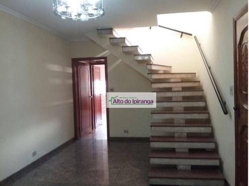 Imagem 1 de 17 de Sobrado Com 3 Dormitórios À Venda, 140 M² Por R$ 685.000,00 - Saúde - São Paulo/sp - So1103