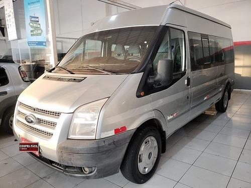Ford Transit 2.2 Passageiro Tb 3p - Aceito Troca 2013