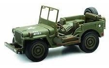 New Ray Americano 2da Guerra Mundial Jeep Escala 1:32