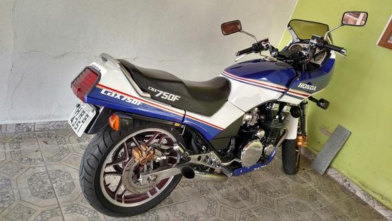 Honda Cbx 750f Cbx