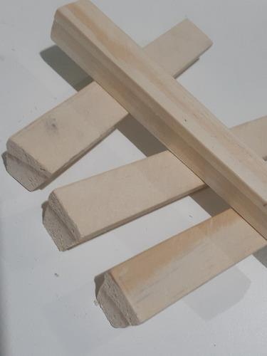 Imagem 1 de 1 de Puxadores De Pinus Tratado