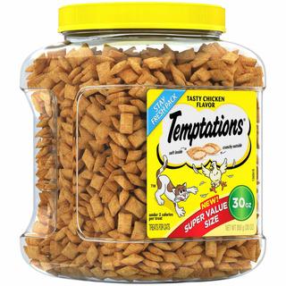 Temptations Classic Cat Sabor A Pollo, 30 Oz
