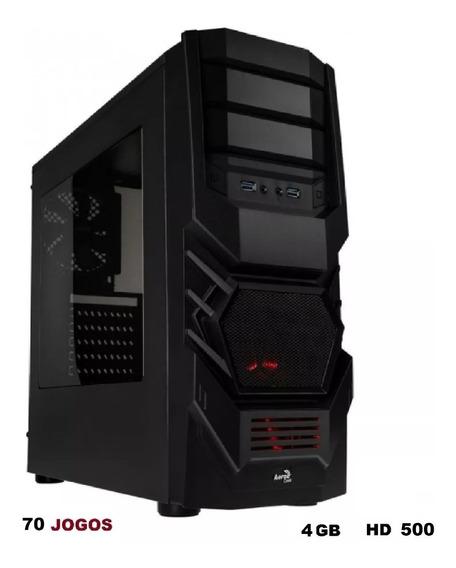 Cpu Gamer Amd A8 7680 Quadcore 4gb 500 Hd Gtav Jogos Brinde