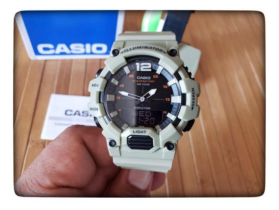 Casio Illuminator Deportivo 100m Alarma Original