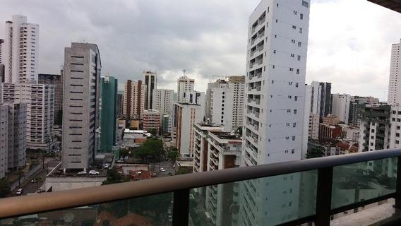 Apartamento Com 3 Quartos Para Alugar, 94 M² Por R$ 3.667/mês - Boa Viagem - Recife/pe - Ap0573