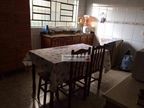 Casa Com 2 Dormitórios À Venda, 106 M² Por R$ 480.000,00 - Limão - São Paulo/sp - Ca0437