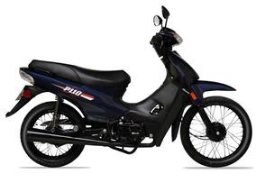 Motos Moto Nueva 0km Baccio P110 Con Casco Regalo Fama