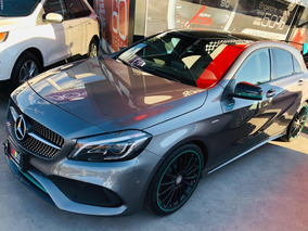 Mercedes-benz Clase A 2.0 250 Motorsport Edition At 2017