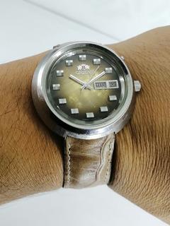 Reloj Orient Automático Hombre Dec 70