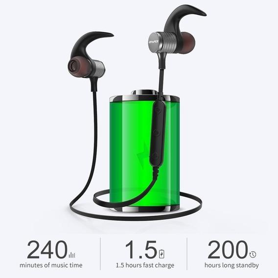 Fone Para Esportes Sem Fio Awei T12 Pronta Entrega Brasil