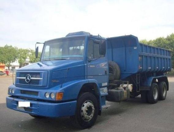 Mb L 1620 (2009) 6x2 Caçamba