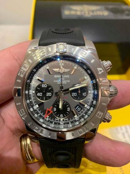 Relógio Breitling Chronometre Gmt 2019