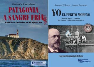 Combo: Yo, El Perito Moreno + Patagonia A Sangre Fria